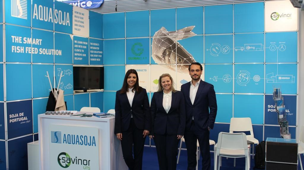 Aquasoja on track in its international positioning 'doing more with less'
